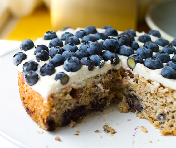 modified from the kathy patalsky s original blueberry cake recipe