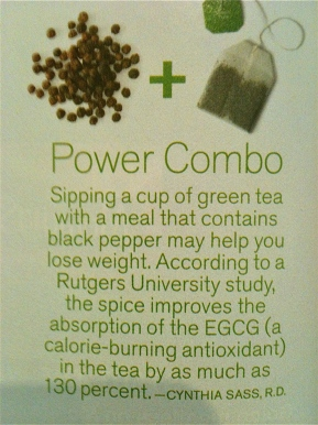 Image result for black pepper weight loss tea